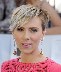 Scarlett Johansson Pink