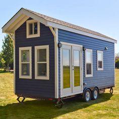 Tiny House: Ihr glaubt nicht, wie TOLL dieses Mini-Haus von innen