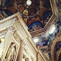 #Shrine of the #HolyHouseofLoreto: #art, #faith and #spirituality. #SanctuaryofLoreto #OurLadyofLoreto #VirginMary #blackMadonna #MadonnaNeradiLoreto #Virgolauretana #SantuariodiLoreto #SantaCasadiLoreto #arte #fede #spiritualità #Vialauretana #camminilauretani #Loreto #Loretoturismo (ph. Giulia Guidi)