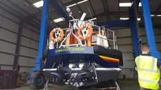 Shannon class RNLI lifeboat