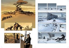 Niourk Test pages by *lao-wa on deviantART