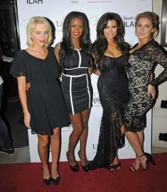 TOWIE's LBD style!