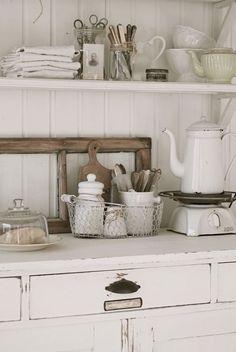 Detalles vintage para la cocina
