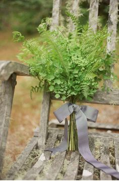 RM- Fern Wedding Bouquet… But not for the bride. RM- Fern Wedding Bouquet… But not for the bride. Fern Wedding, Botanical Wedding, Forest Wedding, Woodland Wedding, Garden Wedding, Summer Wedding, Rustic Wedding, Wedding Flowers, Cowgirl Wedding
