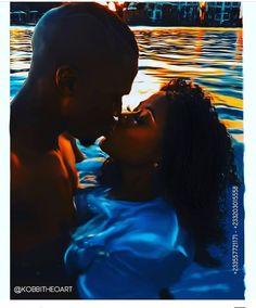 "BLACK COUPLES ART on Instagram: ""By @kobbitheoart 🔥🔥🔥😍😍😍 Follow @blackcouplesreal @blackcouplesart @africadopeart 📷 . . . . #illustration #colombia #world #art #arte…"" Black Couple Art, Black Couples, Romantic Love, Couple Photos, World, Illustration, Instagram, Colombia, Black Love Couples"