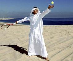 Twitter / RogerFedererPy_: Foto jocosa de Roger Federer...Al ...