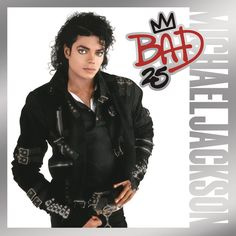 Michael Jackson - Bad: 25th Anniversary Edition on Limited Edition 180g 3LP