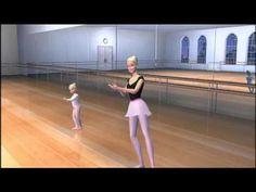 Barbie In The Nutcracker - Dance of the Sugar-Plum Fairy https://www.youtube.com/watch?v=vVmsJ67UvUM