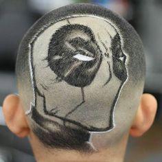 #Repost @l0u_da_barber  @m.r.k.thebarber  is one of the most humble barbers I've…
