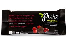 Pure Organic found in Coles - all I can say is Yumm!