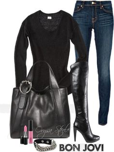 """JBJ Because We Can"" by orysa on Polyvore"