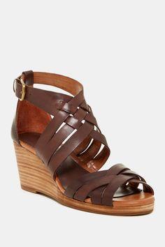 Kalistoga Wedge Sandal.  So cute for the Summer!!!