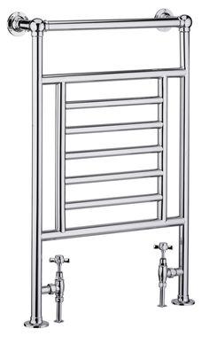 Winchester Heated Towel Rail Chrome   Heated Towel Rails   Heritage