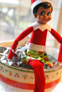 Elf Outfitters: Style your Elf in an Apron, Super Hero Cape, Luau Kit or more!