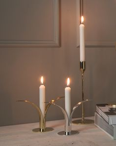 Taper Candle, Candles, Decor, Christmas