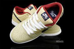 Nike Sb Gold+Dust