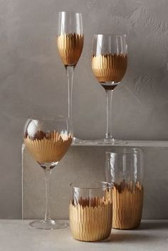 Marchesa by Lenox Lusa Glassware #anthroregistry