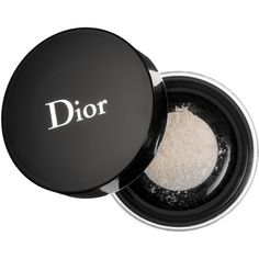 Dior Diorskin Forever & Ever Control Extreme Perfection & Matte Finish... (73 AUD) ❤ liked on Polyvore featuring beauty products, makeup, face makeup, face powder, christian dior and loose face powder