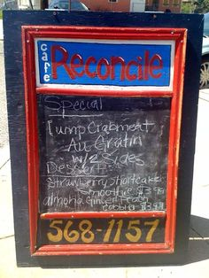Cafe Reconcile (Google Search)