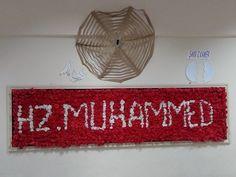Kayseri akansu koleji kutlu dogum etkinlikleri