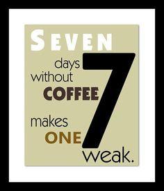7 days..
