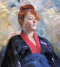 Henri De Toulouse-Lautrec | Pintura de Henri de Toulouse Lautrec