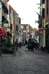 "Deventer, Walstraat (""Dickens"" straat)"