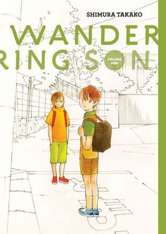 Wandering Son: Volume One by Shimura Takako, recommended for grades 7 and up. This graphic novel tells the story of a budding friendship between two transgender tweens.