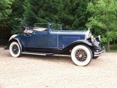 1929 Pierce-Arrow Model B Convertible