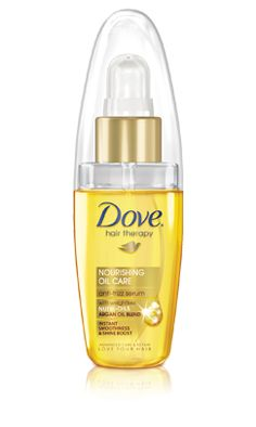 On a budget, the Dove Nourishing Oil Care Anti-Frizz Serum tames frizz immediately and leaves hair soft. (Coat hair from root to tip, wrap hair up in a warm towel, and sit back for an hour. Best Hair Serum, Anti Frizz Serum, Baking Soda Shampoo, Purple Shampoo, Clarifying Shampoo, Dull Hair, Love Your Hair, Moroccan Oil, Hair