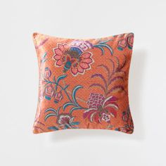 FLORAL PRINT CUSHION - Cushions - Bedroom | Zara Home Sweden