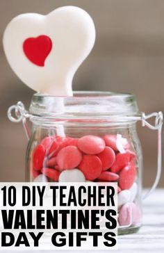 10 DIY Valentines D