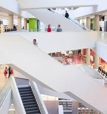 dezeen office atrium interiors - Google Search
