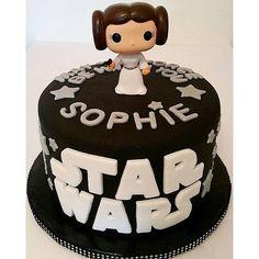 Star Wars Birthday Cakes   POPSUGAR Moms