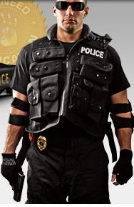 Someday, this'll be me.   SWAT.  Already on the path...