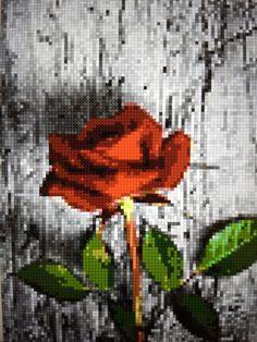 Crossstitch, Plastic Canvas, Handmade, Painting, Art, Cross Stitch Geometric, Goblin, Cross Stitch, Hand Made