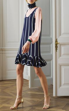 Mitzi Balloon Sleeve Blouse by BAUM UND PFERDGARTEN for Preorder on Moda Operandi