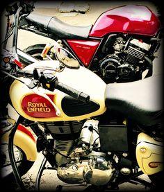 #royalenfield #classic500 #honda #cb400 #sversion #legend