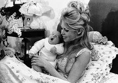 Bardot + baby