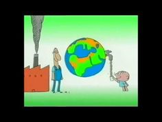 This video shows ways how people can destroy the environment and how people's actions can be easily changed. Environmental Pollution, Environmental Education, Environmental Science, 1st Grade Science, Kindergarten Science, Science Lessons, Science Experiments, Earth Science, Science And Nature