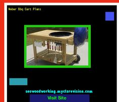Weber Bbq Cart Plans 204040 - Woodworking Plans and Projects!