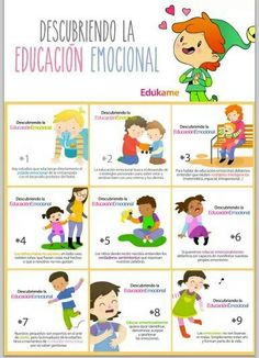 Educación emocional                                                                                                                                                      Más