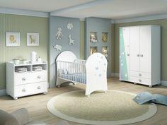Mobiliário para quarto de bebe