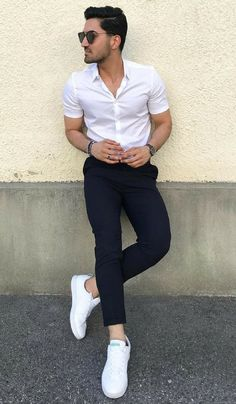 Semi formal outfit attire for men # formal Casual Outfits boys Semi Formal Attire For Men - Semi Formal Dressing Style For Men Formal Attire For Men, Semi Formal Outfits, Formal Dresses For Men, Outfits Casual, Stylish Mens Outfits, Mode Outfits, Men Casual, Mens Fashion Semi Formal, Mens Semi Formal Wear