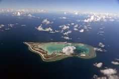 Wake Island Air Force Base | wake island airfield july 20 2015 wake island pictured as viewed from ...