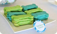 Puppy Party Dessert Treat #birthday