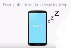 En Android 6.0 se añade Doze, el nuevo sistema de ahorro de batería de Android que funciona a la perfección. Todo lo que tienes que saber.