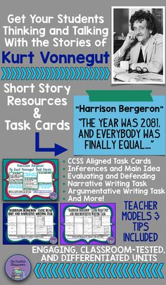 """harrison bergeron versus 2081 essay The differences and similarities of the book divergent essay sample the book divergent by veronica roth and the short story """"harrison bergeron"""" by kurt vonnegut, has similar and different views on how they want their societies to function."""