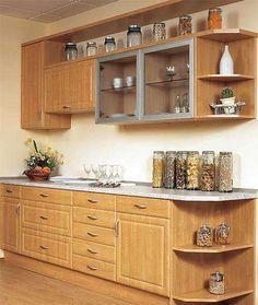 Wooden Furniture, Kitchen Furniture, Kitchen Decor, Kitchen Design, Furniture Design, Kitchen Ideas, Cabnits Kitchen, Kitchen Cabinets, Kitchen Storage