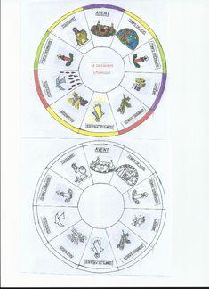 CE2 - calendrier liturgique